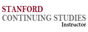 Stanford Continuing Studies Instructor